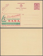 Publibel 708 - 65C - Thématique Textile (6G23184) DC0706 - Stamped Stationery