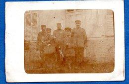 Croisilles  -  Carte Photo  - Soldats Allemands Devant Une Maison  -  1915 - Croisilles