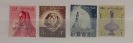 Palestine  Egypt Gaza Group Of Stamps Mnh - Palestine