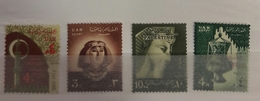 Palestine  Egypt Gaza Group Of Stamps Mnh AA - Palestine