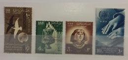 Palestine  Egypt Gaza Group Of Stamps Mnh AB - Palestine