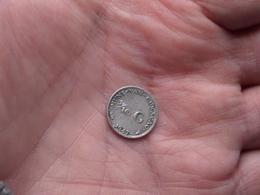 1947 - 1/10 Gulden ( KM 43 ) Uncleaned ! - Curaçao