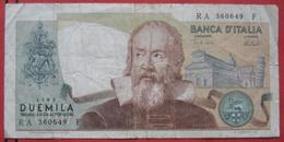 2000 Lire 1973 (WPM 103a) - [ 2] 1946-… : Republiek