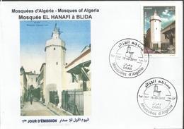 ALGERIA, MOSQUES, FDC - Islam