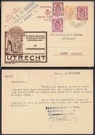 Publibel 804 - 65C Voyagé Vers Suède - Thématique Horticulture, Bancaire (6G23184) DC0709 - Entiers Postaux