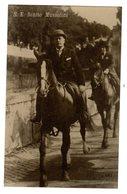 CPA Militaria Fascisme SE Benito Mussolini Le Duce à Cheval Italie Italia éditeur Ballerini & Fratini à Firenze N°1162 - Storia