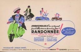 RANDONNEE Jeu Histoire De La Locomotion - Automobile