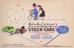 STOCK-CARS Le Jeu De Société à Bagarre - Automóviles