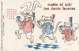 Matin Et Soir Tes Dents Laveras (caisse Primaire De La Sécurité Sociale) - Enfants