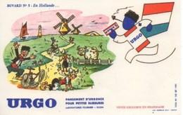Pansements URGO Buvard N° 5 En Hollande - Produits Pharmaceutiques