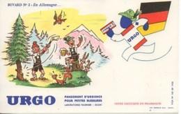 Pansements URGO Buvard N° 2 En Allemagne - Produits Pharmaceutiques