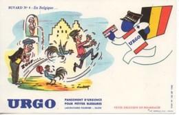 Pansements URGO Buvard N° 4 En Belgique - Produits Pharmaceutiques