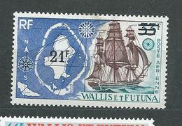 WALLIS-ET-FUTUNA  PA  N°  38  *  TB - Poste Aérienne