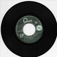 """Manfred Mann 45t. EP """"just Like A Woman"""" - Other - English Music"""