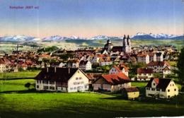 Kempten, Gesamtansicht, 1927 - Kempten