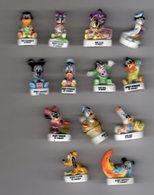 SERIE MICKEY BABY 1997 /disney Petit Modèle 13/18 Fèves Brillantes - Disney
