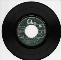 """Manfred Mann 45t. EP """" Semi-detached,suburban Mr James"""" - Other - English Music"""