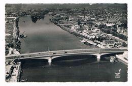 BEZONS  95  Vue Aerienne . Le Pont . - Bezons