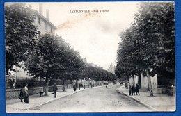 Tantonville   -  Rue Tourtel - France