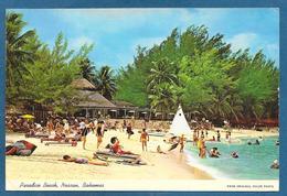 BAHAMAS NASSAU PARADISE BEACH 1974 - Bahamas