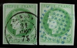 Francia Colonias Francesas 17(2) O - Ceres