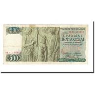Billet, Grèce, 500 Drachmai, 1968, 1968-11-01, KM:197a, TTB - Grèce