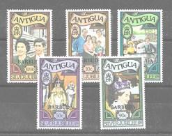 Serie De Antigua Nº Yvert 308/12 ** - Antigua Y Barbuda (1981-...)