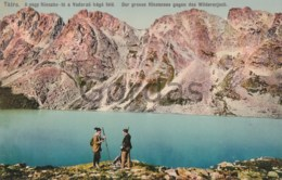 Slovakia - Tatra - Der Grosse Hinzensee Gegen Das Wilderjoch - Slovakia