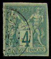 Francia Colonias Francesas 25 O - Ceres