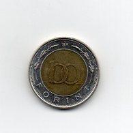 Ungheria - 1997 - 100 Forint -Bimetallica - Vedi Foto -  (MW1852) - Ungheria
