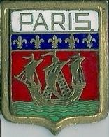 PARIS - ÉCUSSON. - Tourist