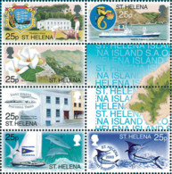 Ref. 569697 * NEW *  - ST. HELENA . 2003. TOURISM. TURISMO - Isla Sta Helena