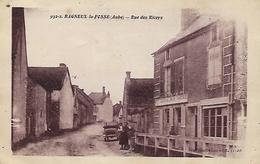 Postcard, France, 932-2. Bagneux-la-fosse (aube) - Rue Des Riceys. Docks De L'union Francaise. - Les Riceys