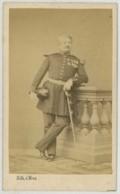 CDV Militaire 1860-70 Silli à Nice . Commandant . Voir Médailles . - Photos