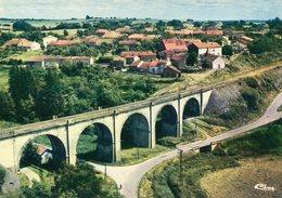 70 - PASSAVANT - Vue Aérienne. Le Viaduc - Sonstige Gemeinden