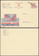Publibel 2035 - 2F - Thématique Oostende - Dover (6G23184) DC0732 - Entiers Postaux