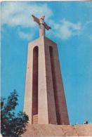 Postcard - Christ's Monument, Almada (Portugal) - Card No. 20 - VG - Cartes Postales