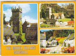 Postcard - The Model Village, Godshill - Card No. WJN 1380 - VG - Cartes Postales