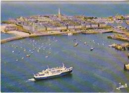 Postcard - Saint Malo - Cite Corsaire 35400 - 'The Solidor'  Ensuring The Connection Jersey-Saint-Malo - VG - Cartes Postales