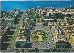 Postcard - Genova - Victory Square. - Posted But Date Obscured - VG - Cartes Postales