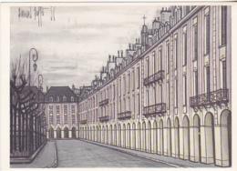 Postcard - Art - B Buffet - Paris, La Place Des Vosges - Card No. 461 - VG - Cartes Postales
