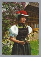 DE.- SCHWARZWALD Gutacher Tracht. 1984 - Kostums