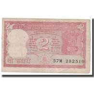 Billet, Inde, 2 Rupees, KM:53Ac, B - Inde