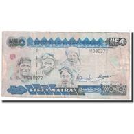 Billet, Nigéria, 50 Naira, 1991, KM:27c, B - Nigeria