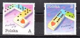 Serie De Polonia N ºYvert 3523B24B (**) - 1944-.... Republic