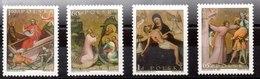 Serie De Polonia N ºYvert 3527/30 (**) - 1944-.... Republic
