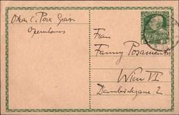 ! Original Autograph Oskar C. Posa, Komponist, Oper, Graz, Wien, LAS, L.A.S., Österreich - 1850-1918 Imperium