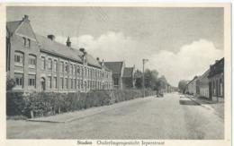 Staden - Ouderlingengesticht Ieperstraat  - Uitgave Wwe Monthaye - Staden