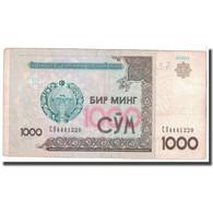 Billet, Uzbekistan, 1000 Sum, 2001, KM:82, TB - Ouzbékistan