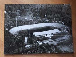 Karlsruhe Wild Park Stadium Cartolina Stadio Postcard Stadion AK Carte Postale Stade Estadio KSC - Calcio